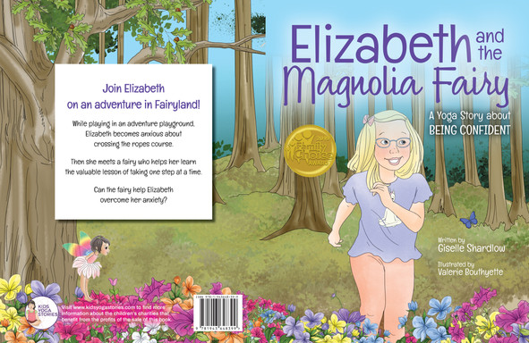 Elizabeth and the Magnolia Fairy (Award Winner)