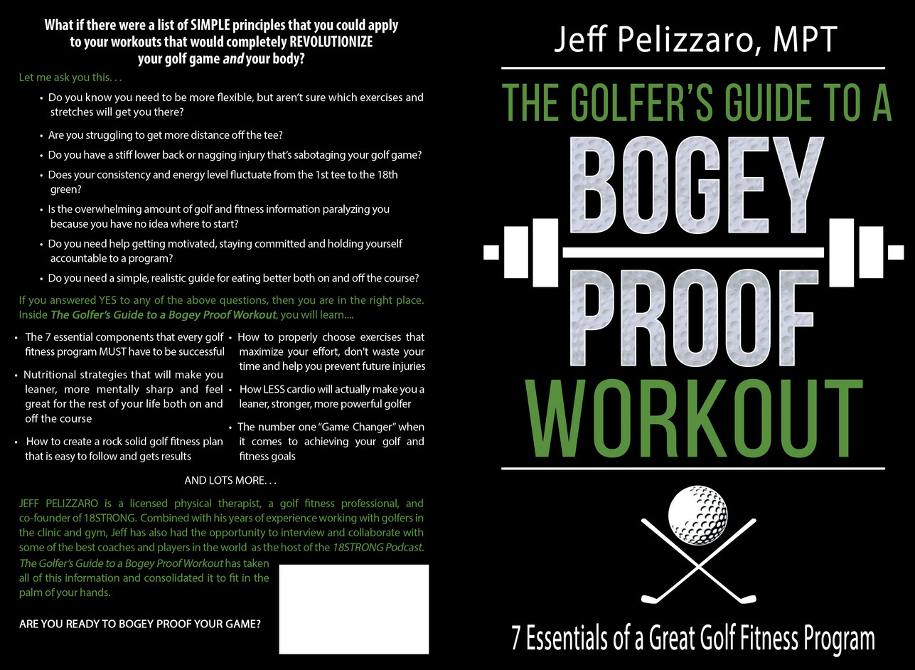 The Golfer's Guide to a Bogey Proof Workout