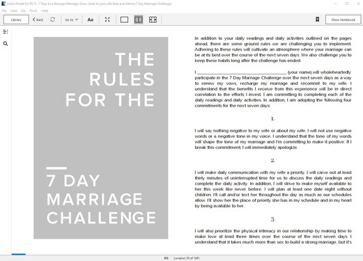 7 Days to a Stronger Marriage (Volumes 1 & 2)
