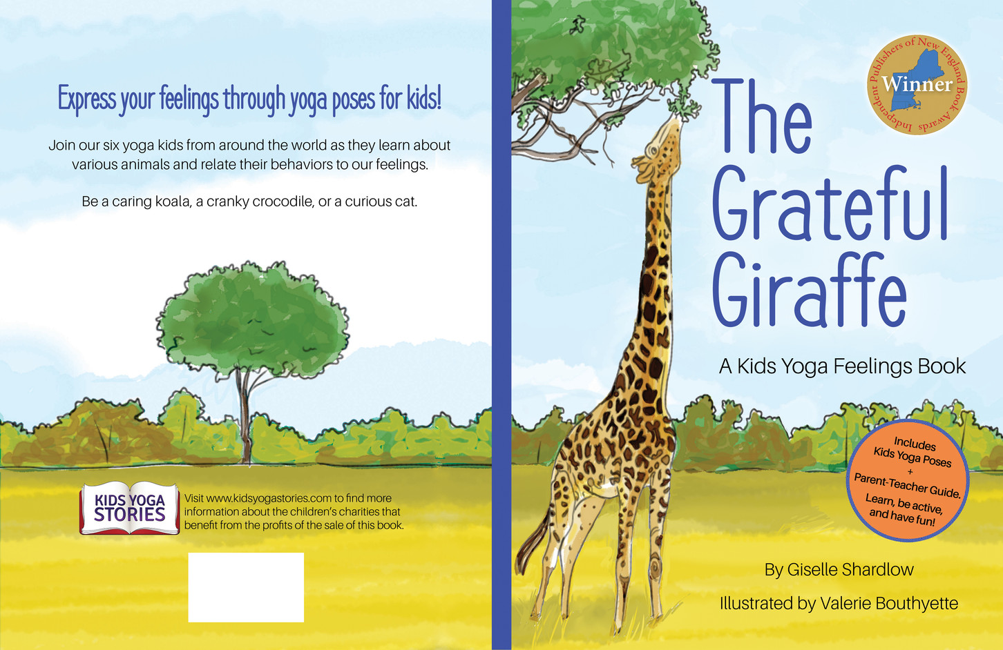 The Grateful Giraffe (Award Winner)