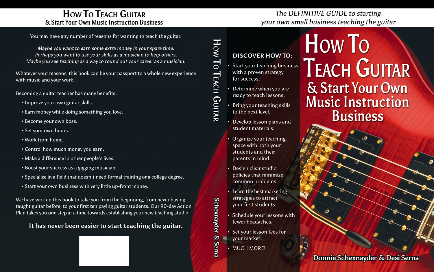 How to Teach Guitar