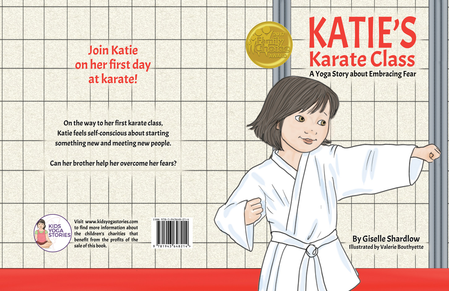Katie's Karate Class (Award Winner)