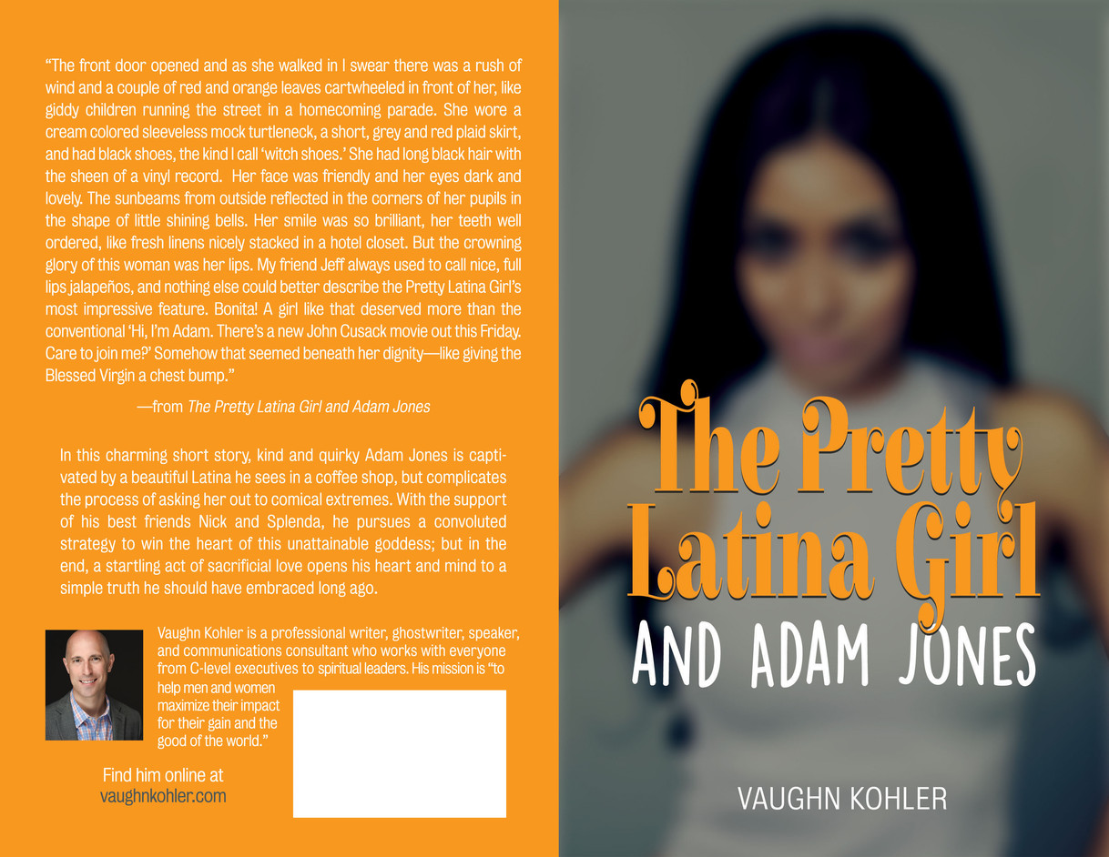 The Pretty Latina Girl and Adam Jones