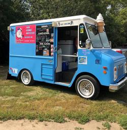 The Cone Artist Ice Cream Truck