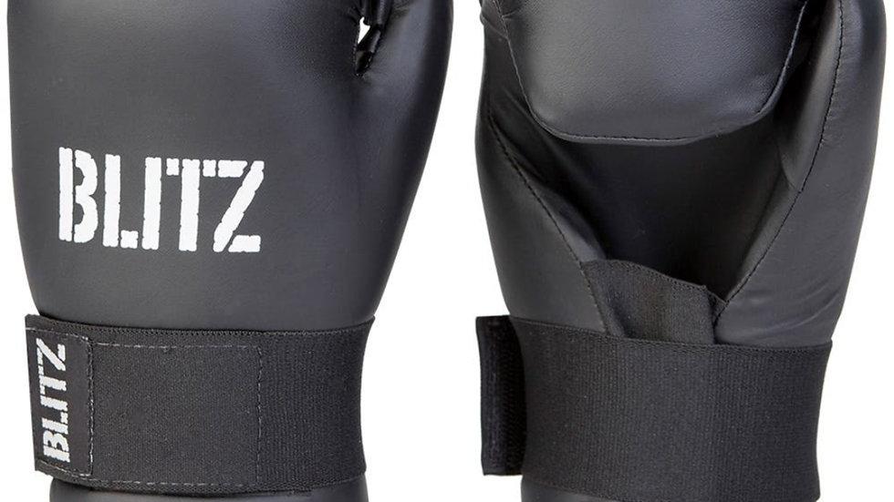 Blitz points gloves