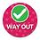 Thumbnail: 'WAY OUT'