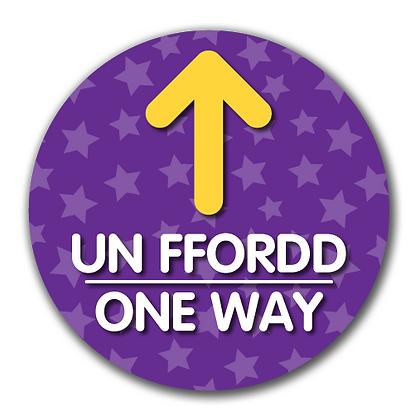Bilingual 'One Way'