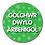 Thumbnail: 40mm Dia Welsh Reward Sticker 'Expert Hand Washer'