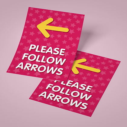 Directional Arrow 'Turn Left'