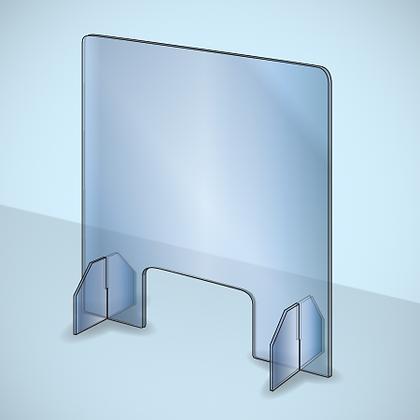 Acrylic Access Screen