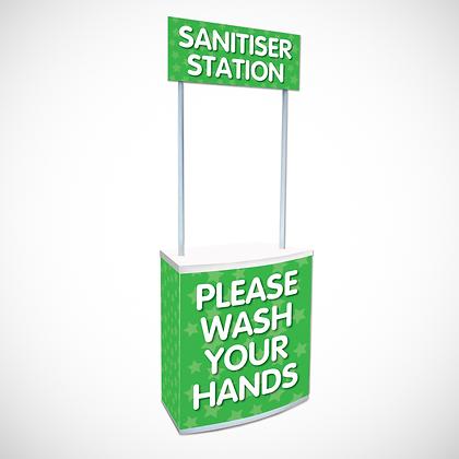 Small Sanitiser Station