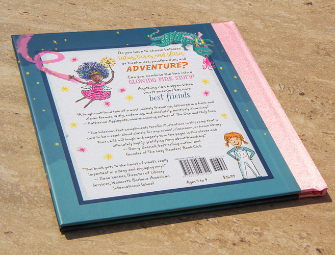 No Princesses Book