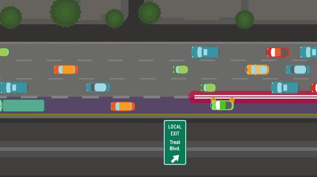 CCTA & MTC: I-680 Express Lane animated video