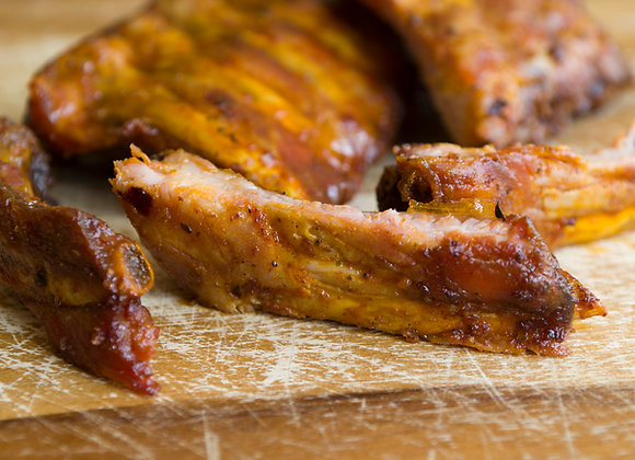 Half-Rack of Pork Ribs
