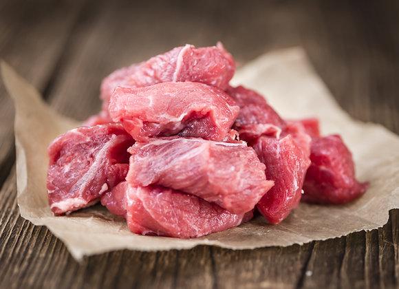 500g Diced Steak