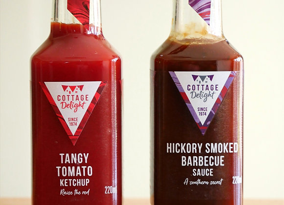 Cottage Delight Sauces