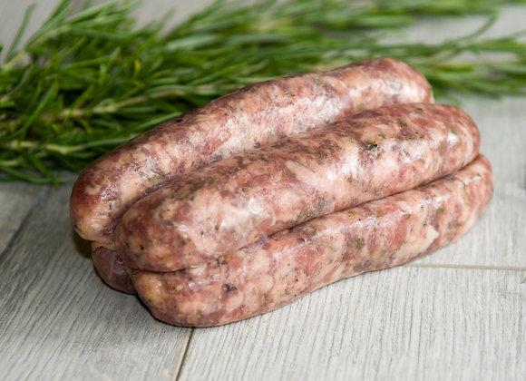 Gluten Free Old English Sausages