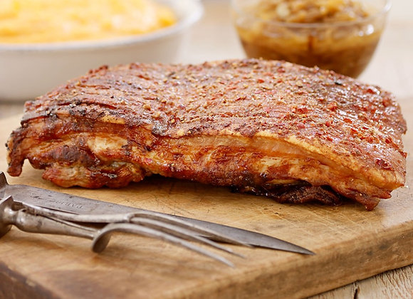 Pork Belly on the bone