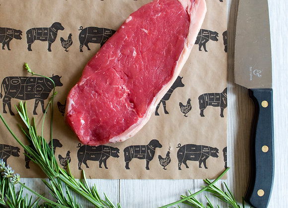 Peppered Sirloin Steak 8oz