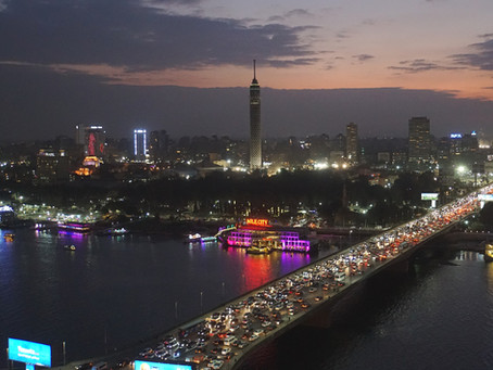 Cairo, the City that Never Stops