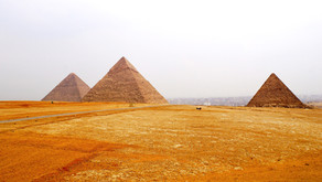 The Pyramids of Giza and Saqqara
