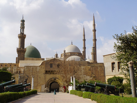 Cairo's Citadel and Mosques