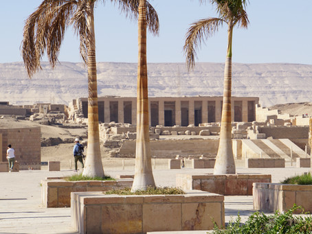 Abydos Temple and the Love Story of Osiris and Isis