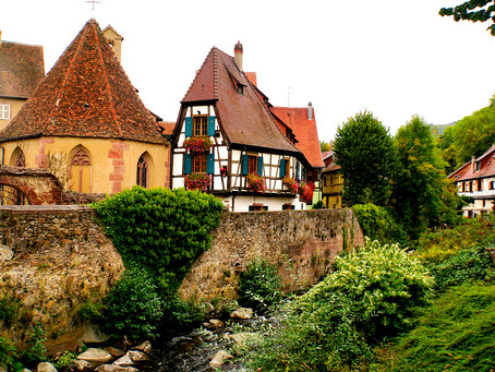 A Magical Four Days on the Route des Vins in Alsace, France