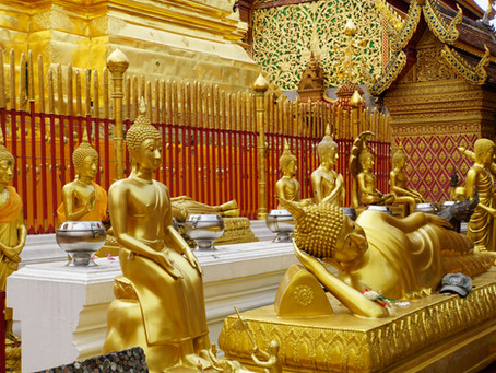 Chiang Mai, City of Temples