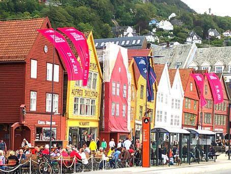 One Day in Bergen, Norway