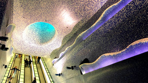 The Art Metro Stations of Naples, Italy