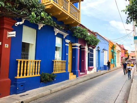 Three Days in Colorful Cartagena