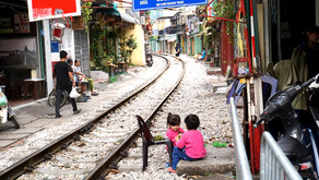 Hanoi Train Street