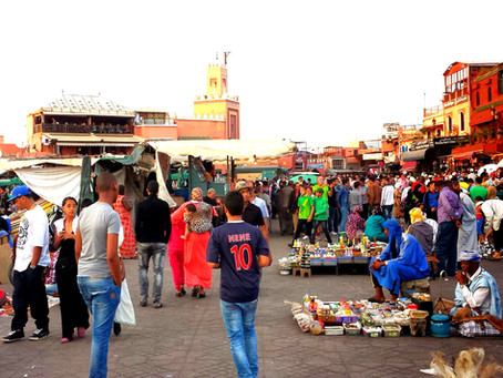 Morocco: Land of Contrasts
