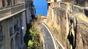 One Day in Sorrento, the Lemon-Yellow Paradise