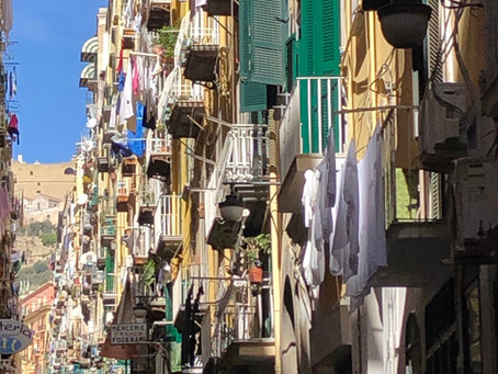 Three Days in Naples, the Soul of Italy