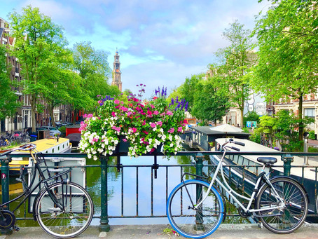 Three Days in Amsterdam; City of Canals and Bicycles!