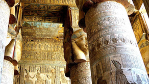 Dendera Temple Complex             Temple of Hathor