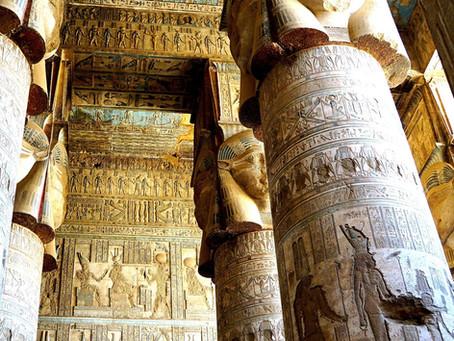 Dendera Temple Complex             Temple of Hathor