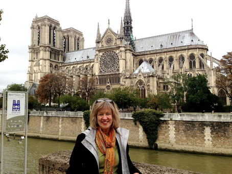 Notre Dame Then and Now:  A Tribute