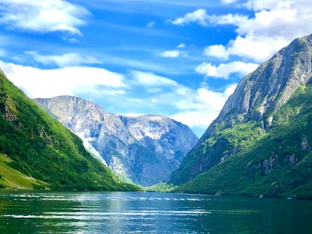 Our Day in the (Wrong) Fjord - WOW!