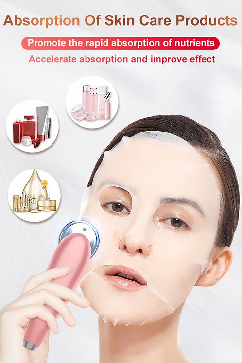 Anti aging & lifting beauty equipment with LED