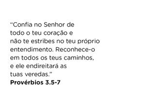 Provérbios 3.5-7