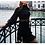 Thumbnail: Long sleeve Black short dress