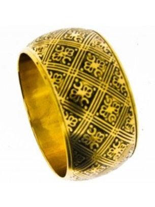 Golden cleopatra armband
