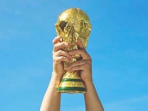 A Taça do mundo é nossa