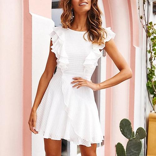 Ruffle Soft dress