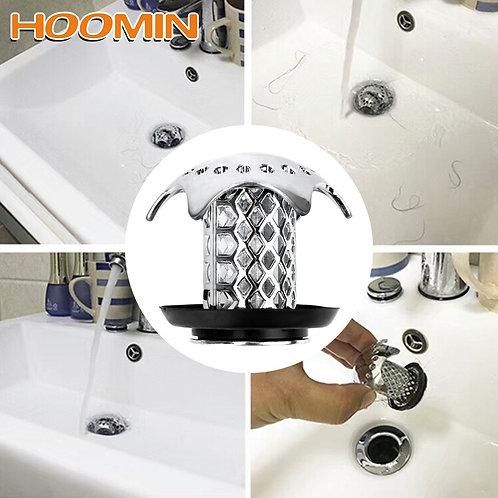 Sink Filter tegen verstoppingen in de badkamer