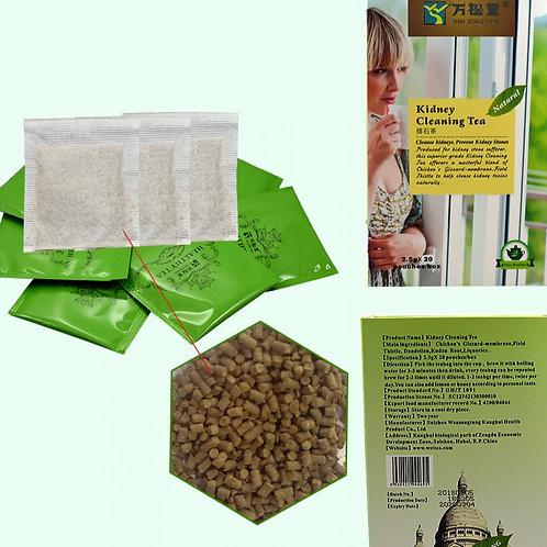 2 pak ( 2x20 stuks ) herbal Kidney cleansing tea