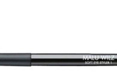 Malu wilz Soft eye styler eyeliner